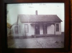 Harold and Martha Heim Home, 1944