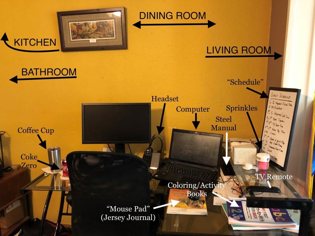 WFH Detailed Setup